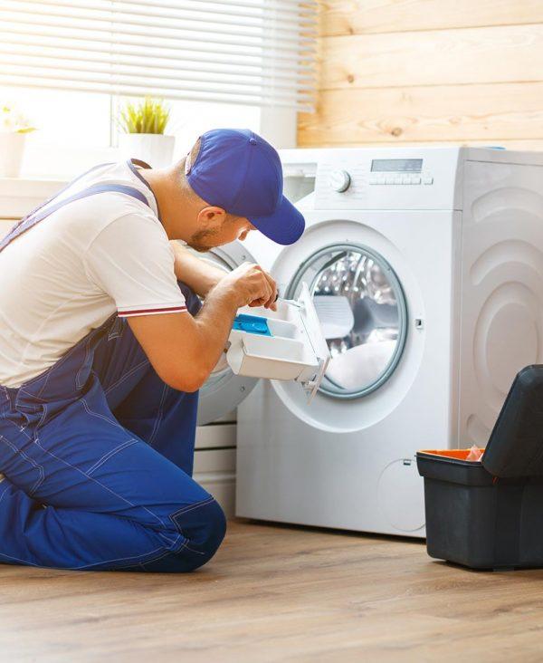 The History Washing Machine Repair